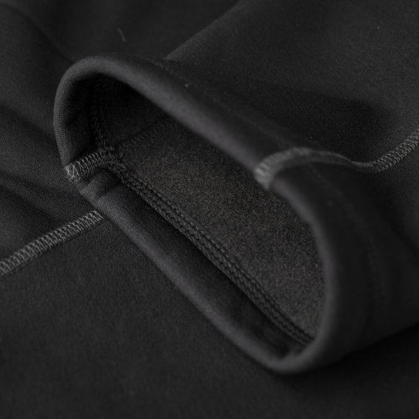 Teplé pánske elastické priliehavé nohavice