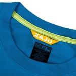 letné turistické tričko zelené zajo